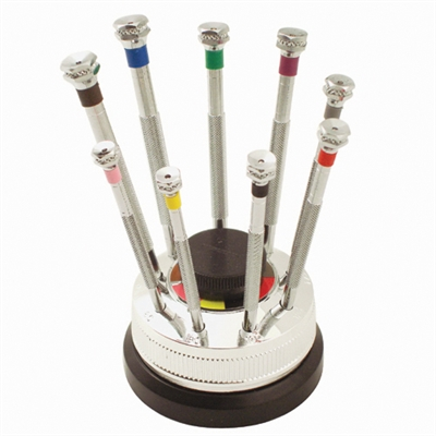 Screwdriver Set of 9 Pieces -  France