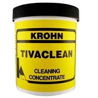 Krohn Tivaclean Cleaning Concentrate - 1 lb