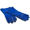 Blueshield Blue Leather Welding Gloves