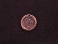 Continue To Grow Antique Copper Colored Wax Seal