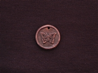 Relax It Just Is Antique Copper Colored Wax Seal