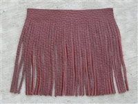 EZ Fringe Tassel Dark Rust (Medium Size)