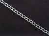Antique Silver Colored Chain Style #48 Priced By The Foot