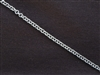 Antique Silver Colored Chain Style #53 Priced By The Foot