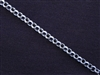 Antique Silver Colored Chain Style #46 Priced By The Foot