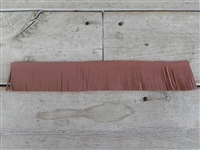 EZ Fringe Tassel Light Rust (Economical Shorty Size)