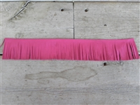 EZ Fringe Tassel Fuchsia (Economical Shorty Size)