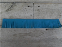 EZ Fringe Tassel Turquoise (Economical Shorty Size)