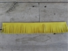 EZ Fringe Tassel Yellow (Economical Shorty Size)
