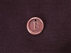 Initial B Antique Copper Colored Wax Seal
