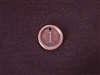 Initial I Antique Copper Colored Wax Seal