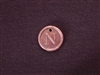 Initial N Antique Copper Colored Wax Seal