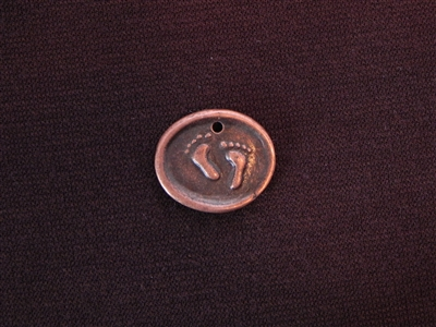 A Forever Kind'a Love Antique Copper Colored Wax Seal