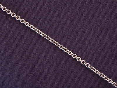 Antique Gold Colored Chain Style #77 Priced By The Foot