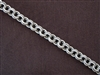 Antique Silver Colored Chain Style #70 Priced By The Foot