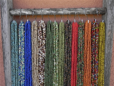 20 for $80.00 Mix & Match Small Indonesian Glass Beads