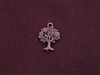 Charm Antique Copper Colored Tree Of Life