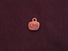 Charm Antique Copper Colored Live