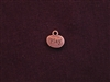 Charm Antique Copper Colored Play