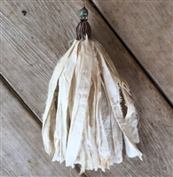 Project - Antique Copper Silk Tassel