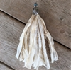 Project - Antique Silver Silk Tassel