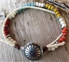 Project - Concho Button Bracelet