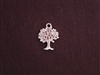 Charm Silver Colored Tree Of Life