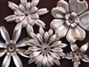 10 Iron Flowers (Mix & Match) for $30.00