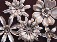 20 Iron Flowers (Mix & Match) for $55.00