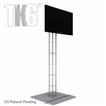 8 Ft TK6 Truss Monitor Stand