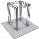 Jayden - 10 Ft X 10 Ft TK8 Aluminum Box Truss Booth