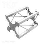 12 INCH ALUMINUM,  8 IN BOX TRUSS