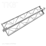 48  INCH ALUMINUM,  8 IN BOX TRUSS