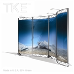 Wave - 10' x 20' Trade Show Display