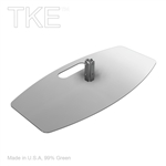 TKExpress Base Plate Oval