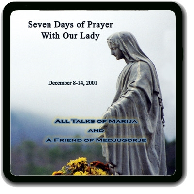 Seven Days of Prayer With Our Lady