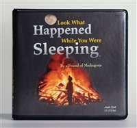 Look What Happened While You Were Sleeping- Audio Book