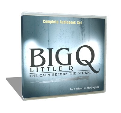 (Audiobook CD Set) Big Q, Little Q: The Calm Before the Storm