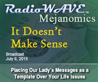 It Doesn't Make Sense - Mejanomics July 9, 2015