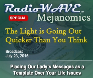 The Light is Going Out Quicker Than You Think - Mejanomics July 23, 2015