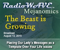 The Beast is Growing - Mejanomics August 13, 2015