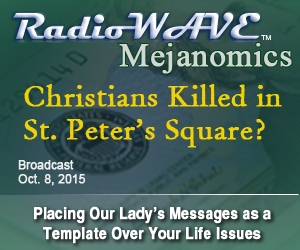 Christians Killed in St. Peter's Square? - Mejanomics October 8, 2015
