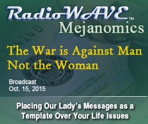 The War is Against Man Not the Woman - Mejanomics October 15, 2015