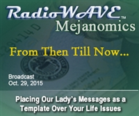 From Then Till Now - Mejanomics October 29, 2015