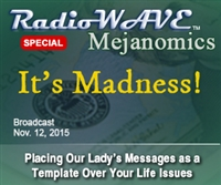 It's Madness! - Mejanomics November 12, 2015