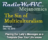 The Sin of Multiculturalism- Mejanomics December 10, 2015