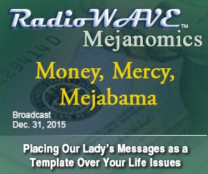 Money, Mercy, Mejabama- Mejanomics December 31, 2015