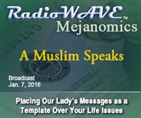 A Muslim Speaks- Mejanomics January 7, 2016