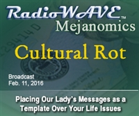 Cultural Rot- Mejanomics February 11, 2016