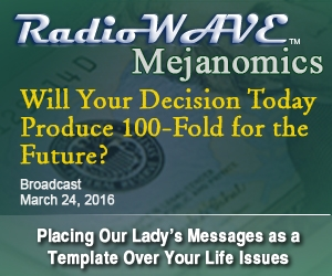 Will Your Decision Today Produce 100-Fold for the Future?- Mejanomics March 24, 2016